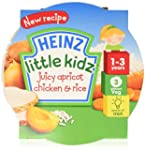 Heinz Mums Own Little Kidz Juicy Apri...