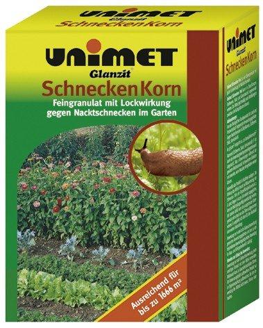 Unimet Schnecken Korn 300 Gr