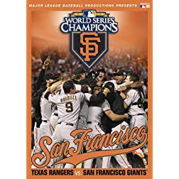 Official 2010 World Series Film, Giants
