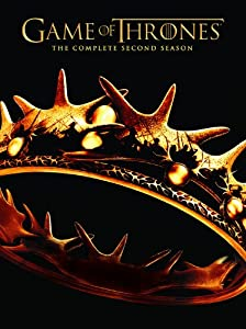Game of Thrones: The Complete Second Season from HBO Studios