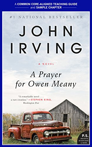 a prayer for owen meany symbolism essay Home → sparknotes → literature study guides → a prayer for owen meany → suggested essay topics a prayer for owen meany how does irving use symbolism in.