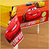 Hallmark - Disney Cars 2 Plastic Tablecover