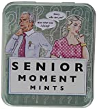 Spencer &amp;amp; Fleetwood Sugar Free Mints In A Senior Moment Tin 45 g (Pack of 4)