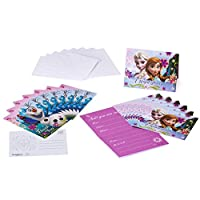 Frozen Invite and Thank you Combo Pack - 8 Count