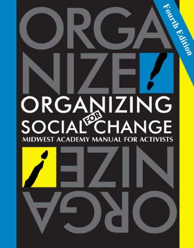 Organizing for Social Change 4th Edition