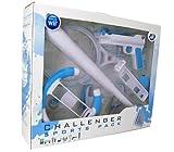 echange, troc Ensemble d'accessoires bleus pour Wii