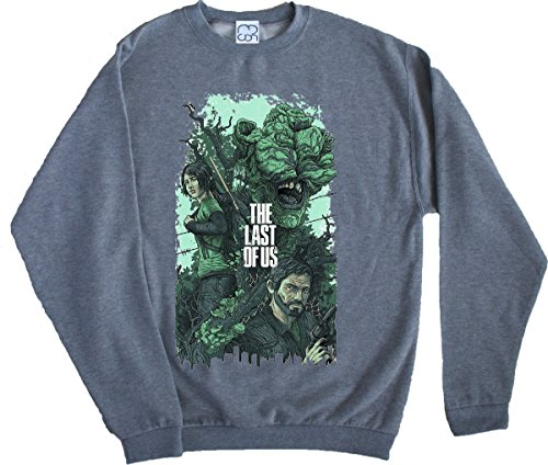 The Last Of Us Gray Sweater MCON (L)