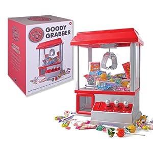 Global Gizmos Benross Candy Grabber Machine