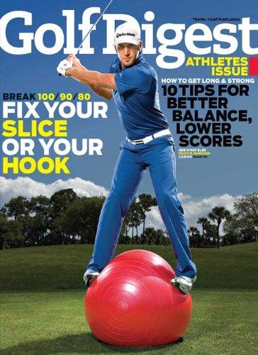 Golf Digest (1-year auto-renewal)