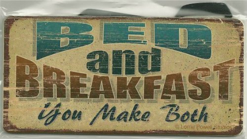 Bed And Breakfast Sign Sign Saying Amp Quot Bed And