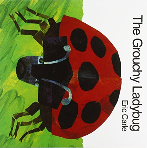 The Grouchy Ladybug (Ladybug Office Supplies compare prices)