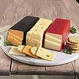 Wisconsin Cheeseman Jumbo Cheese Gift Trio