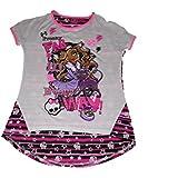 Monster High Girls Short Sleeve Shirt