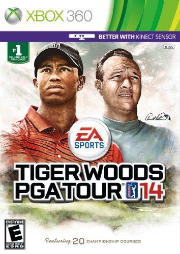 Tiger Woods Pga Tour 14 - Xbox 360 front-261499