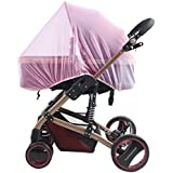 Baby Mosquito Net For Strollers Carriers Car Seats Cradles Cribs Bassinets Playpens Portable Durable Insect Netting... - B01FZNF7N6