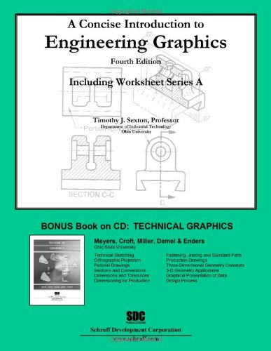 A Concise Introduction to Engineering Graphics (4th...