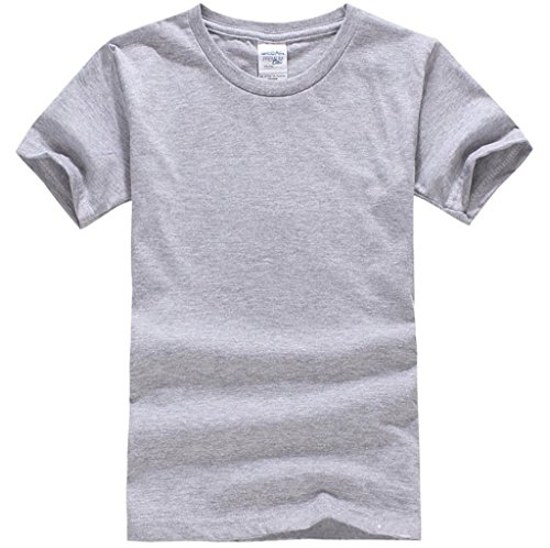 GOEWA -  Magliette  - Bebè femminuccia Grey XL