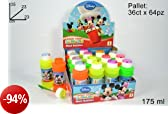 Bolle sapone Dulcop-Maxi Mickey 420100