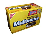 Mallomars Pure Chocolate Cookies 8 ounce box (Pack of 3)