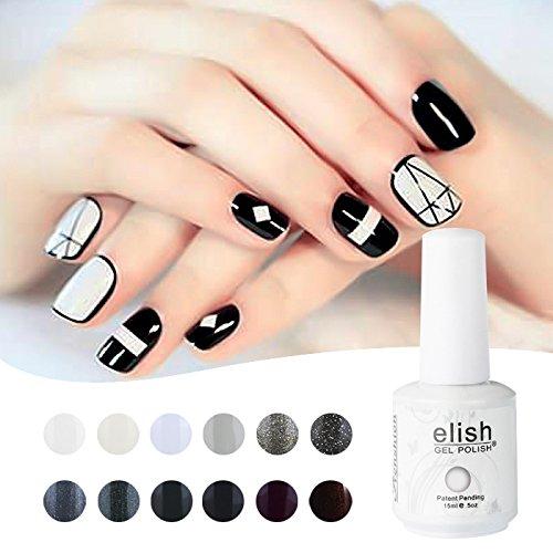 frenshion-15ml-soak-off-uv-led-semi-permanent-gel-polish-base-top-coat-manicure-kit-long-lasting-bla