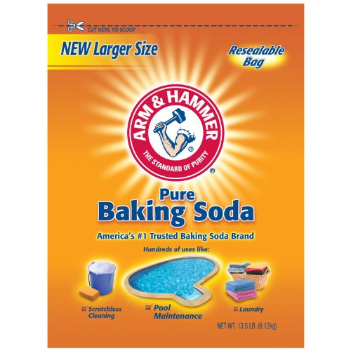 ARM & HAMMER Baking Soda, 13.5 Pound (Arm And Hammer Backing Soda compare prices)
