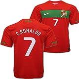 NIKE 2010 ポルトガル代表 #7 クリスティアーノ ロナウド ホーム ユニフォーム【ワールドカップモデル/ナイキ】