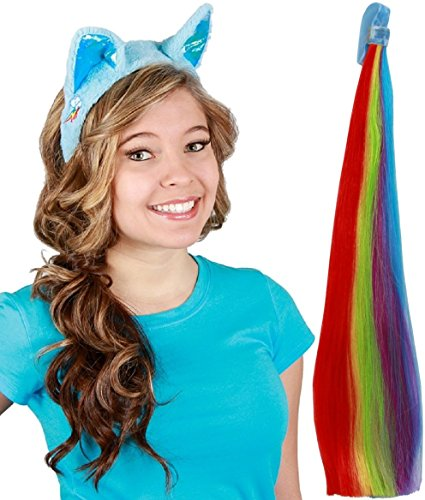 Bundle - 2 items: My Little Pony Rainbow Dash