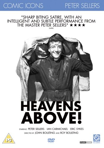 Heavens Above! [DVD]