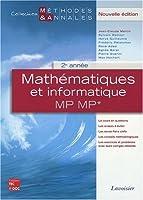 Mathématiques et informatique MP MP* 2e année : Licences scientifiques