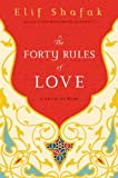 The Forty Rules of Love: A Novel of Rumi Elif Shafak