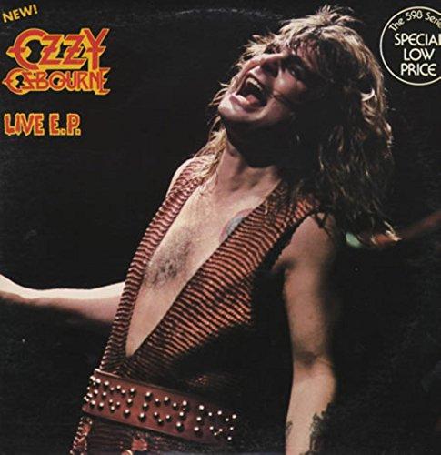 Ozzy Osbourne - Live E.P. - Zortam Music
