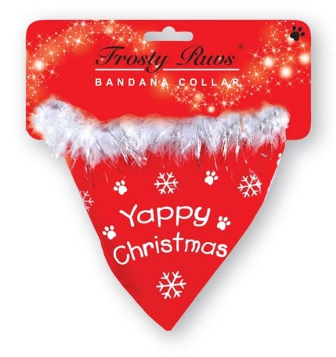 Christmas Dog Bandana Collar