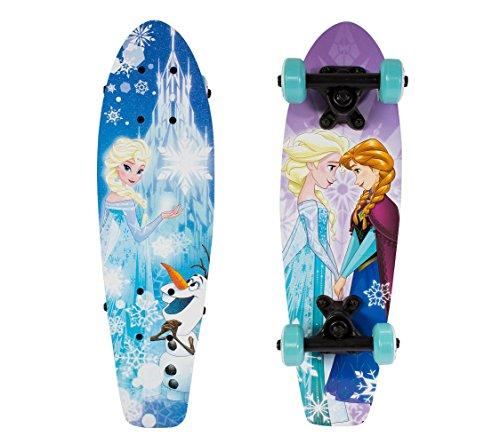 Disney-Frozen-Elsa-21-Wood-Cruiser-Skateboard-for-Kids
