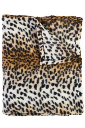 plaid leopard pas cher. Black Bedroom Furniture Sets. Home Design Ideas
