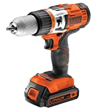 Black + Decker 18V High Performance Li-Ionen 2-Gang...