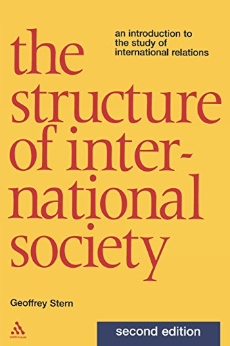 The Structure of International Society: An Introduction to the Study of International Relations