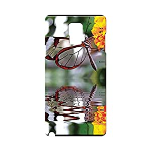 G-STAR Designer Printed Back case cover for Samsung Galaxy Note 4 - G7115