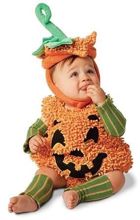 Happy Halloween Pumpkin Infant / Toddler Costume, 12/18 Months