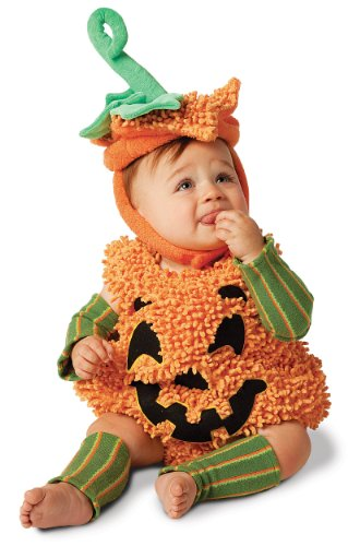 Happy Halloween Pumpkin Infant / Toddler Costume ハッピーハロウィンのカボチャ幼児/幼児コスチューム サイズ:12/18 Months