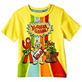 Yo Gabba Gabba Little Girl Or Boy Short Sleeve T Shirt Tee Size 4T