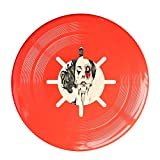 SAXON13CAP New Design Abstractionism Art 150g Red Toy Flying Disc