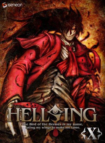 HELLSING OVA X 〈初回限定版〉 [Blu-ray]