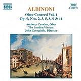 Albinoni: Oboe Concertosby Tomaso Giovanni Albinoni