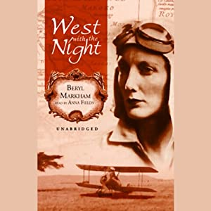 West with the Night Audiobook