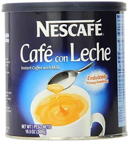 Nestle Cafe Con Leche Reviews