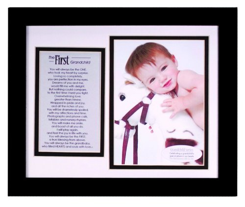 The Grandparent Gift Co. Photo Frame, First Grandchild (Grandma Photo Frame compare prices)