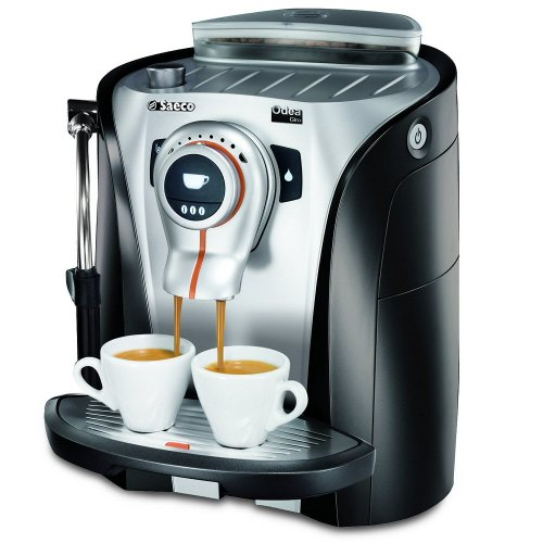 deals saeco coffee maker odea giro automatic espresso. Black Bedroom Furniture Sets. Home Design Ideas