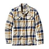 (パタゴニア)patagonia M's L/S Fjord Flannel Shirt - AF 54130  CMSC S