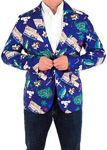 Griswoldacious Holiday Suit Coat