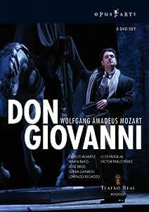 Mozart;Wolfgang Amadeus Don Gi [Import]